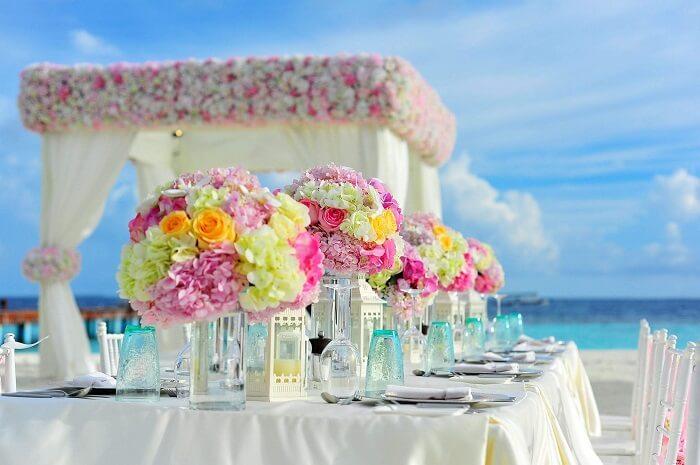 הפקת אירוע חתונה